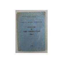 PROBLEME DE TEORIA PROBABILITATILOR ( partea I ) de MONICA BAD ...CONSTANTIN TUDOR , 1978