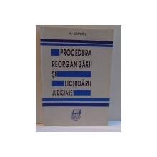 PROCEDURA REORGANIZARII SI LICHIDARII JUDICIARE, 1995