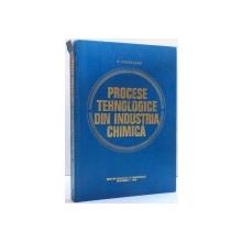 PROCESE TEHNOLOGICE DIN INDUSTRIA CHIMICA de V. PARAUSANU , 1978