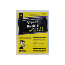 PROGRAMAREA BAZELOR DE DATE IN VISUAL BASIC 6 PENTRU ...aMICI ! de RICHARD MANSFIELD , 2001 . PREZINTA HALOURI DE APA *