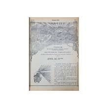 PROGRESELE STIINTEI , REVISTA ENCICLOPEDICA , ANUL II , COLEGAT DE 12 NUMERE , IAN. - DEC. 1905