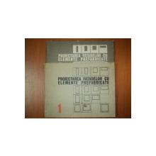 PROIECTAREA FATADELOR CU ELEMENTE PREFABRICATE - COLECTIV  2 VOLUME