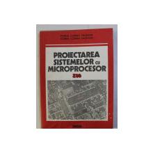 PROIECTAREA SISTEMELOR CU MICROPROCESOR Z 80 de MARIUS CORNEA HASEGAN si DOINEA CORNEA HASEGAN , 1988