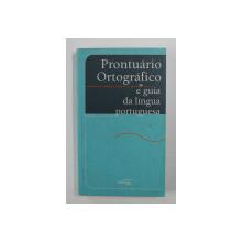 PRONTUARIO ORTOGRAFICO E GUIA DA LINGUA PORTUGUESA de MAGNUS BERGSTROM e NEVES REIS , 2000
