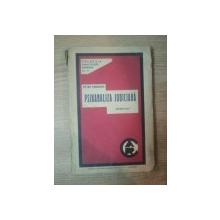 PSIHANALIZA JUDICIARA de PETRE PANDREA ,1934