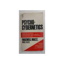 PSYCHO - CYBERNETICS by MAXWELL MALTZ , 1969