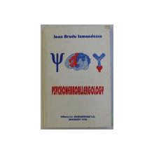 PSYCHONEUROALLERGOLOGY by IOAN BRADU IAMANDESCU , 1998 DEDICATIE*