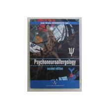 PSYCHONEUROALLERGOLOY SECOND ED. by IOAN BRADU IAMANDESCU , 2007 DEDICATIE*