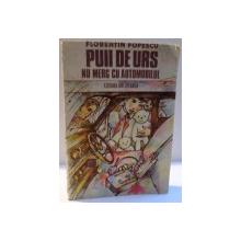 PUII  DE URS NU MERG CU AUTOMOBILUL de FLORENTIN POPESCU , 1989