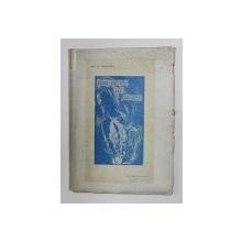 PULBERE DE STELE de EMIL G. MURACADE , desene de AUREL BORDENACHE , 1942 , DEDICATIE*