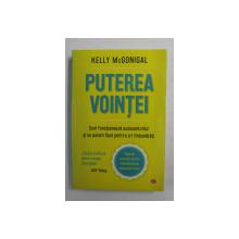 PUTEREA VOINTEI de KELLY McGONIGAL , 2019