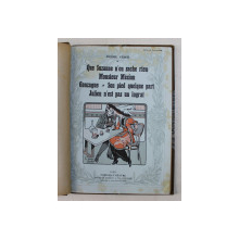 QUE SUZANNE N'EST SACHE RIEN ! / MONSIEUR MESIAN / GONZAGUE / SON PIED QUELQUE PART / JULIEN N'EST PAS UN INGRAT par PIERRE VEBER , THEATRE , illustrations d 'apres les dessins de FELIZ JOBBE  -DUVAL , 1911