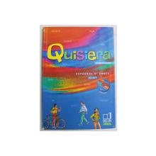 QUISIERA , NOUVEAU PROGRAMME , ESPAGNOL 2e ANNEE , 2007 *CONTINE CD