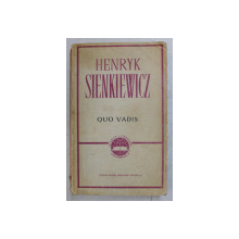 QUO VADIS de HENRYK SIENKIEWICZ, 1967