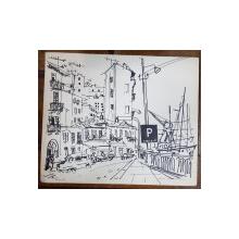 Radu Boureanu (1906-1997) - Nisa, Micul port