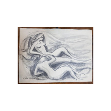 Radu Boureanu (1906-1997) - Nud