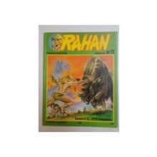 RAHAN , NOUVELLE COLLECTION , RAHAN ET LES -PETITS D'HOMMES- , BIMESTRIEL NO11 , SEPTEMBRIE 1979