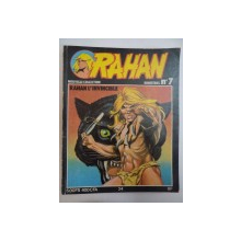 RAHAN , NOUVELLE COLLECTION , RAHAN L'INVINCIBLE , BIMESTRIEL , NO7 , FEBRUARIE 1979
