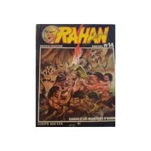 RAHAN, RAHAN ET LES MANGEURS D'HOMME, BIMESTRIEL NO 14, MARTIE 1980