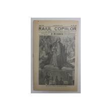 RAIUL COPIILOR  - REVISTA RELIGIOASA  CATOLICA , ANUL VII , NR. 19 -20 , 7 OCTOMBRIE  , 1945