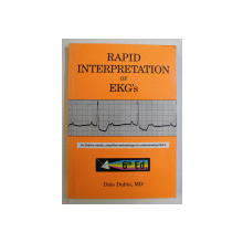 RAPID INTERPRETATION OF EKG' S - AN INTERACTIVE COURSE by DALE DUBIN , 2000