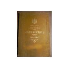RAPORT GENERAL ASUPRA SERVICIULUI SANITAR  VETERINAR  IN ROMANIA   1898- 1904