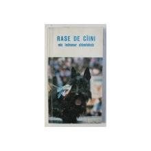 RASE DE CAINI - MIC INDRUMAR CHINOTEHNIC