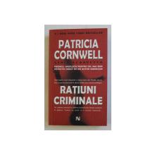 RATIUNI CRIMINALE de PATRICIA CORNWELL , 2007