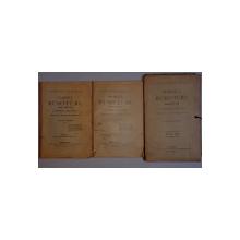 Razboiul RUSO-TURC din 1877-78 IN PENINSULA BALCANICA de LOCOT. COLONEL I. GARDESCU, 2 VOLUME + ATLAS  - BUCURESTI, 1902