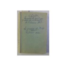 RECUEIL DE QUELQUES PIECES DE LITTERATURE / LES JARDINS DE BETZ  POEME par M . CERUTTI , COLEGAT DE DOUA CARTI * , 1784 - 1792