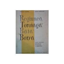 REGIUNEA TOROIAGA-BAIA-BORSA.STUDIU GEOLOGIC, PETROGRAFIC, MINERALOGIC SI GEOCHIMIC de AMELIA SZOKE, LIVIA STECLACI  1961