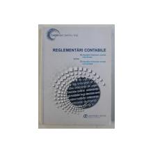 REGLEMENTARI CONTABILE PRIVIND SITUATIILE FINANCIARE ANUALE INDIVIDUALE SI SITUATIILE FINACIARE ANUALE CONSOLIDATE , 2016