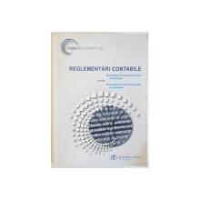 REGLEMENTARI CONTABILE PRIVIND SITUATIILE FINANCIARE ANUALE INDIVIDUALE SI SITUATIILE FINANCIARE ANUALE CONSOLIDATE , 2015