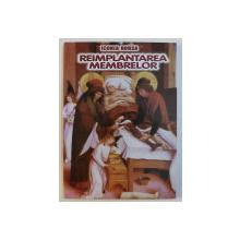 REIMPLANTAREA MEMBRELOR de ICONIA BORZA , 1998