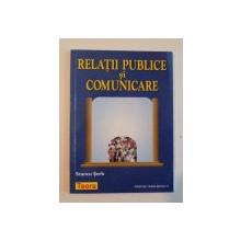 RELATII PUBLICE SI COMUNICARE de STANCU SERB , 2001