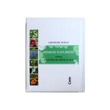REMEDII NATURISTE  - GHIDUL PLANTELOR MEDICINALE de GHEORGHE MOHAN , 2009