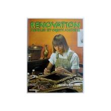 RENOVATION MEUBLES ET OBJETS ANCIENS, 1980