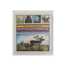 RENTIERGEHEIMNISSE von WERA und CLAUS KUCHENMEISTER , illustrationen von ELKE BULLERT , 1984