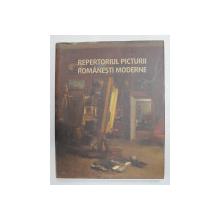 REPERTORIUL PICTURII ROMANESTI MODERNE , SECOLUL AL XIX - LEA , VOLUMUL II - LITERELE F- H de CONSTANTIN ANGHEL si MARIANA VIDA , 2016