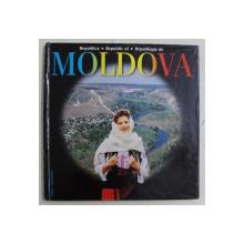 REPUBLICA MOLDOVA , 1998 *EDITIE MULTILINGVISTICA