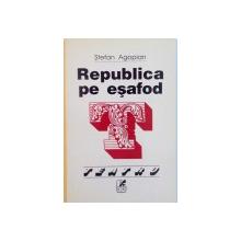 REPUBLICA PE ESAFOD, TEATRU de STEFAN AGOPIAN, 2000