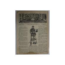 RESBOIUL  - ZIAR CU APARITIE ZILNICA , IN BUCURESTI , NR. 923 , MIERCURI   , 6 FEBRUARIE , 1880 , PREZINTA PETE