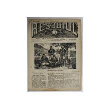 RESBOIUL  - ZIAR CU APARITIE ZILNICA , IN BUCURESTI , NR. 946   , VINERI , 29   FEBRUARIE , 1880 , PREZINTA PETE