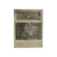 RESBOIUL  - ZIAR CU APARITIE ZILNICA , IN BUCURESTI , NR. 950   , MARTI  , 4  MARTIE , 1880 , PREZINTA PETE
