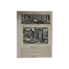 RESBOIUL  - ZIAR CU APARITIE ZILNICA , IN BUCURESTI , NR. 956  , LUNI , 10 MARTIE  , 1880 , PREZINTA PETE