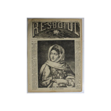 RESBOIUL  - ZIAR CU APARITIE ZILNICA , IN BUCURESTI , NR. 971   , MARTI  , 25  MARTIE , 1880 , PREZINTA PETE