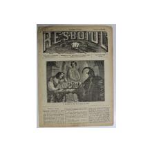 RESBOIUL  - ZIAR CU APARITIE ZILNICA , IN BUCURESTI , NR. 985   , MARTI  , 8 APRILIE  , 1880 , PREZINTA PETE