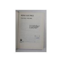 RETELE ELECTRICE CALCULUL MECANIC,VOLUMUL 2-ARIE A.ARIE