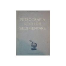 RETROGRAFIA ROCILOR SEDIMENTARE de VICTOR CORVIN PAPIU  1960
