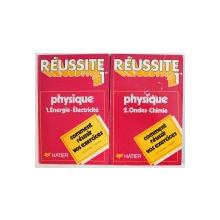 REUSSITE 1re: PHYSIQUE, VOL. I-II par A. M. DEGURSE et F. GOZARD , 1989